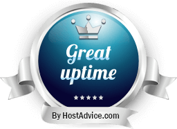 Great Uptime Award for Noushost